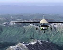 Mounatin Flight.