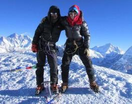 Mera Peak Climbing.