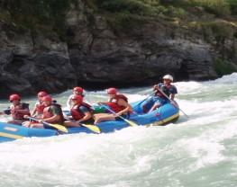 Kali Gandaki River Rafting.