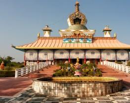Lumbini Buddhist Tour.