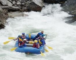 Trishuli River Rafting.